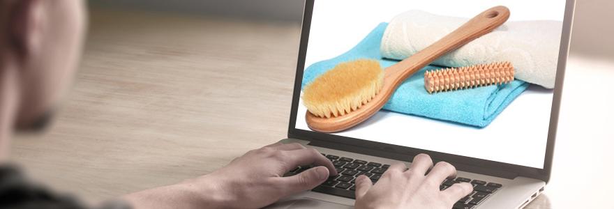 accessoires de massage en ligne