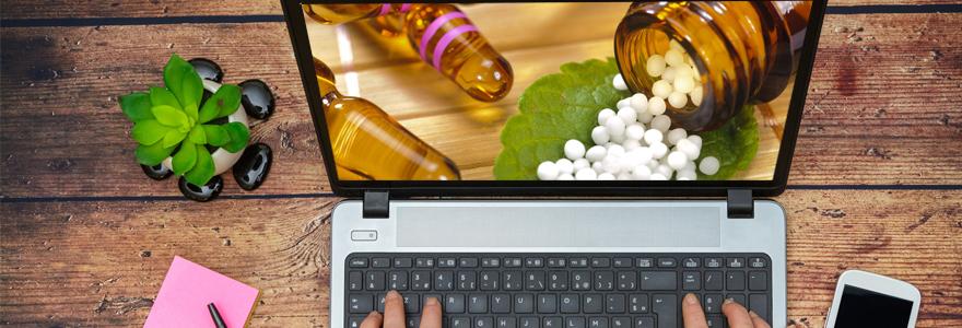 médicaments homéopathiques en ligne