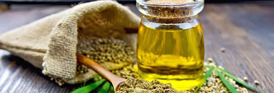 choisir l'huile de chanvre