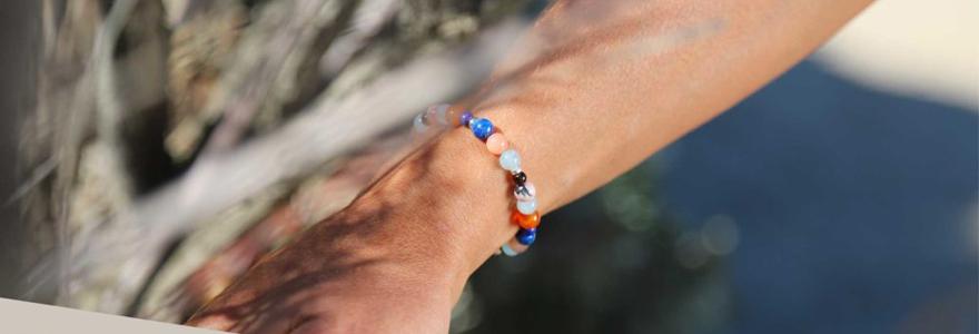 bracelet de chemin de vie
