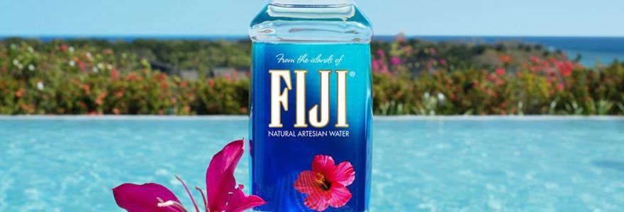 eau Fidji